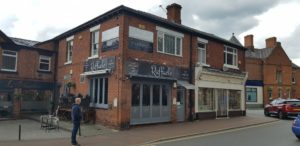 signs for restaurants cheshire